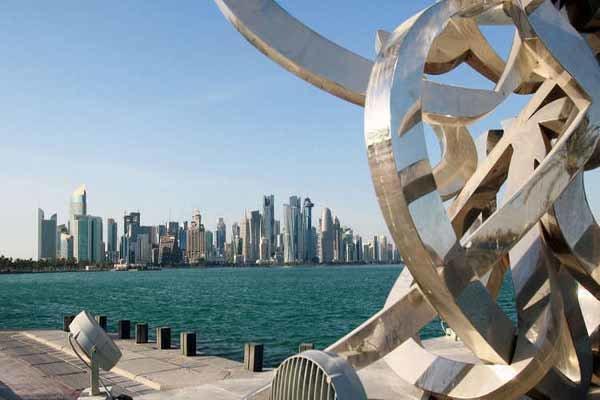 قطر 45 میلیارد دلار در آمریکا سرمایه گذاری می نماید