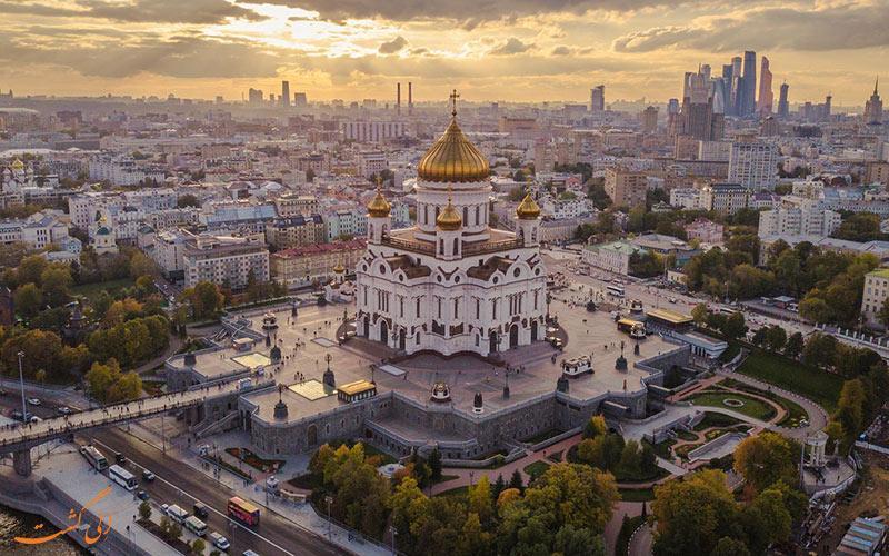 معرفی پر افتخارترین شهر روس ها، سنت پترزبورگ!