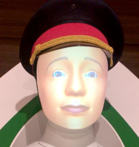 حضور روبات راهنما در ایستگاه مترو توکیو