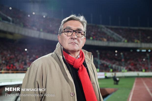 پاسخ برانکو به ادعای عرب: در فوتبال چیزی به عنوان قرارداد نداریم!