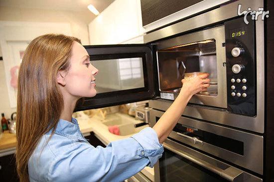 آیا پختن غذا در مایکروویو مضر است؟