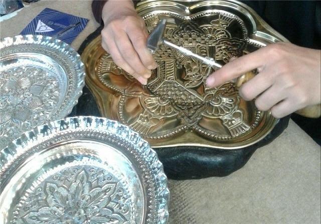 برگزاری کلاس های آموزش صنایع دستی در مهریز ویژه ایام تابستان