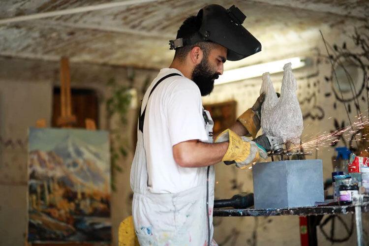 سفر خروس ها از کوتنا به تهران