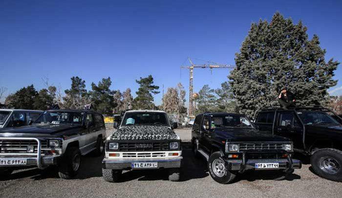ورود خودروهای دو دیفرانسیل به جنگل های هیرکانی را متوقف کنید