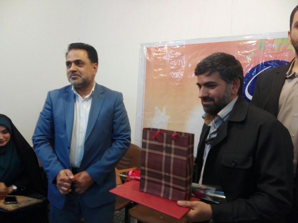 بازدید مدیرکل ثبت احوال استان کرمان از خبرنگاران