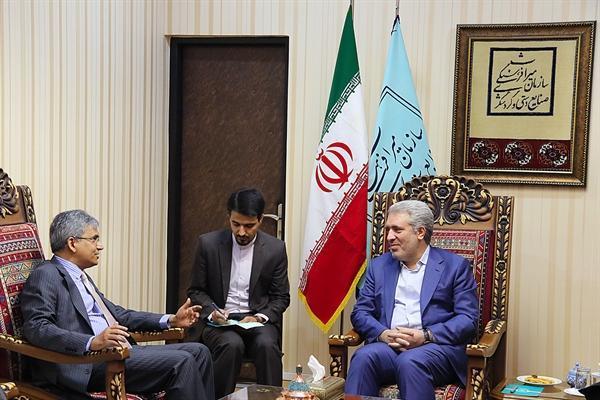 پیشنهاد ایجاد صندوق مشترک ارز دیجیتال بین ایران و هند، افزایش تبادل گردشگر بین دو کشور