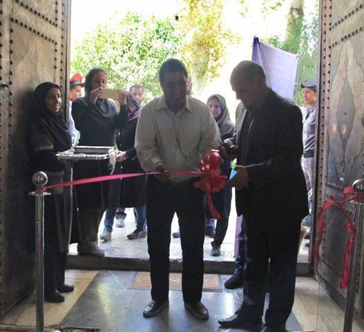 نمایشگاه عکس آینه تمام رخ ابنیه ایران در میراث جهانی افتتاح شد