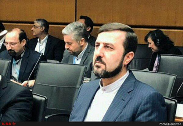 واکنش غریب آبادی به اظهارات نماینده عربستان سعودی در شورای حکام