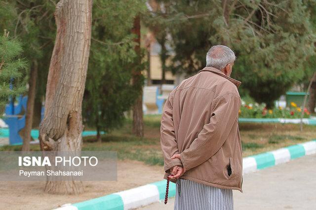 سرعت رشد سالمندی در ایران سه برابر رشد جمعیت است