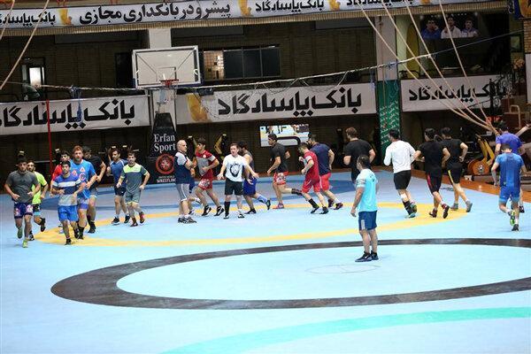 ترکیب تیم ملی کشتی آزاد ایران اعلام شد، حضور سوال برانگیز جدیدی